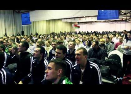 Зимний терапевтический лагерь-2014. Дневник Киевского региона