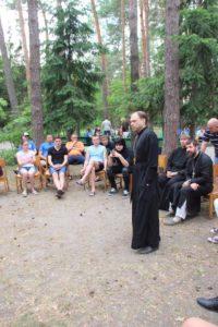 выступление священников
