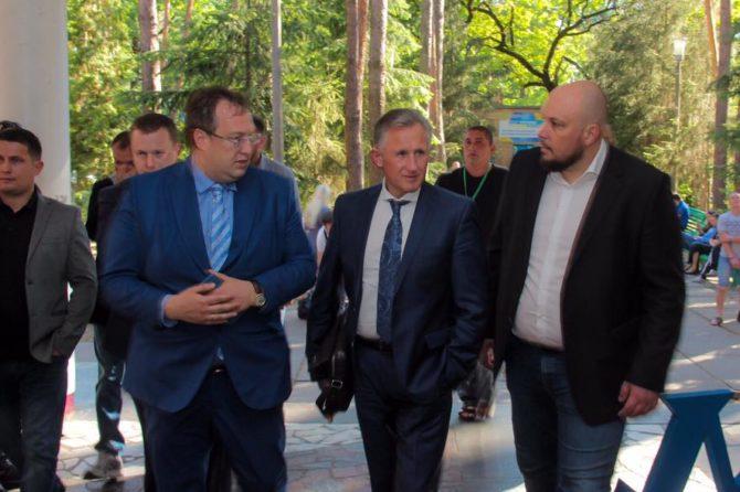 Народный Депутат Антон Геращенко в гостях у МАА