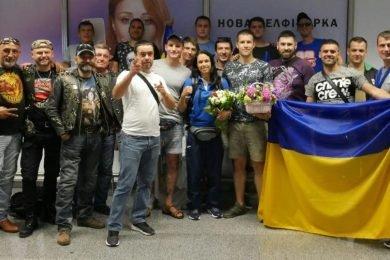 Встреча Елены Овчинниковой