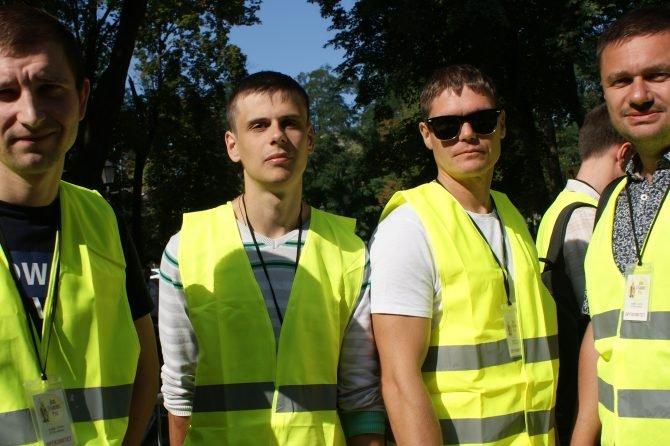 Православные волонтеры МАА приняли участие в Крёстном ходе, который посвящён дню рождения крещения на Руси