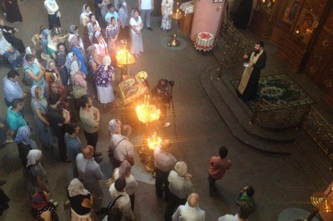 Православные работники из МАА посетили воскресную группу, где обсудили «проблему прощения»